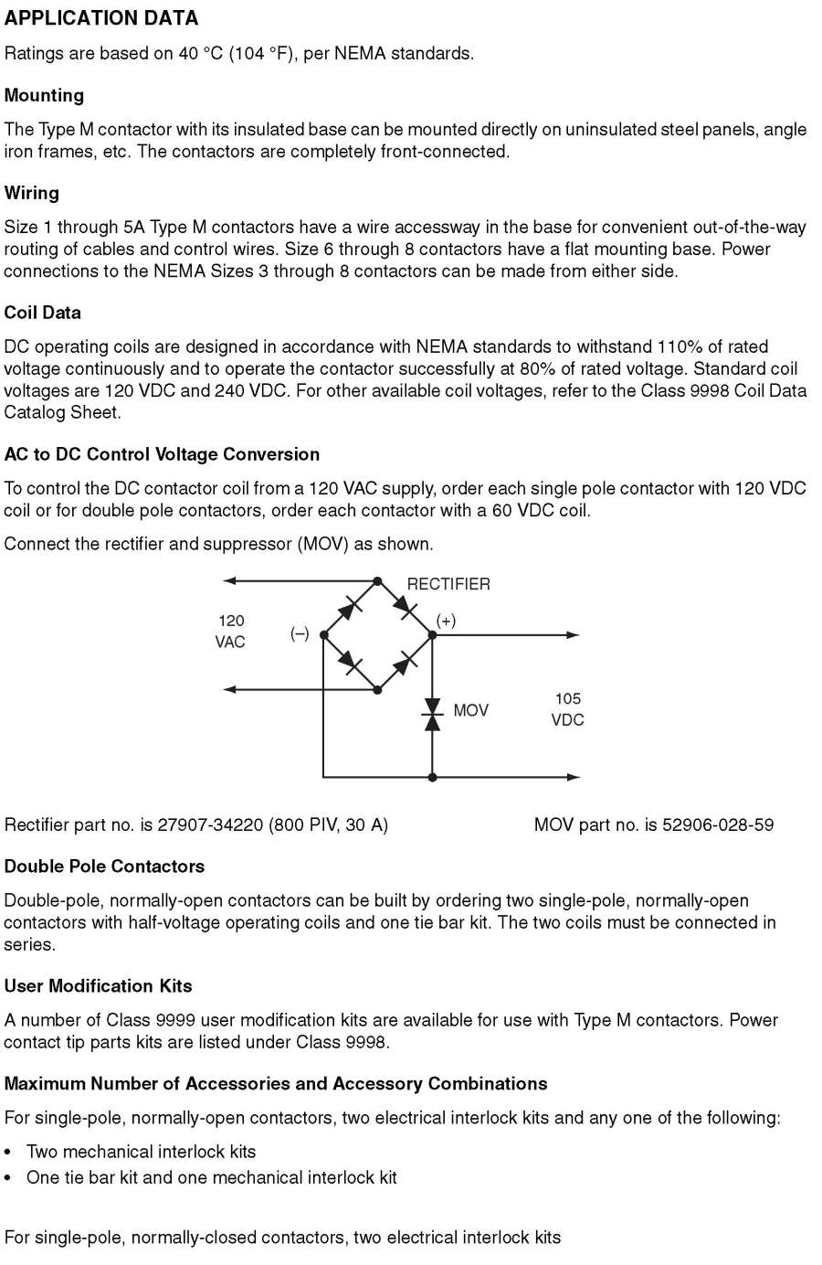 HubbellDirect com: Products: Line-Arc AC and DC Contactors