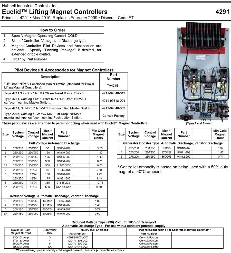 hubbell magnet controller wiring diagrams hubbell pendant